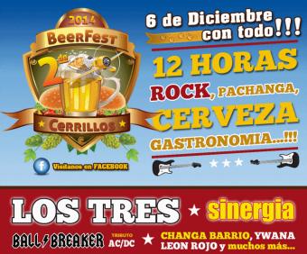 Beerfest Cerrillos 2014