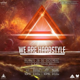 Fiesta We Are Hardstyle