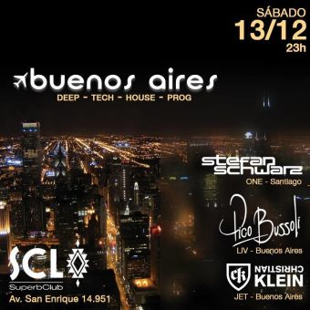 BUENOS AIRES PARTY NIGHT