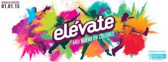 Año Nuevo Elévate 2015, Espacio Riesco
