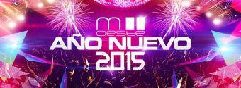 Año Nuevo 2015 en Sala Murano Oeste