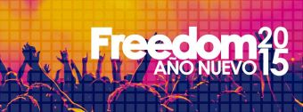 Año Nuevo Freedom 2015