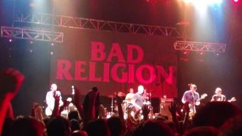 Bad Religion en Chile: El punk no envejece