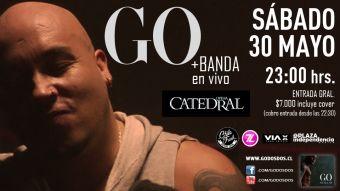 GO: la magia del Soul en Opera Catedra
