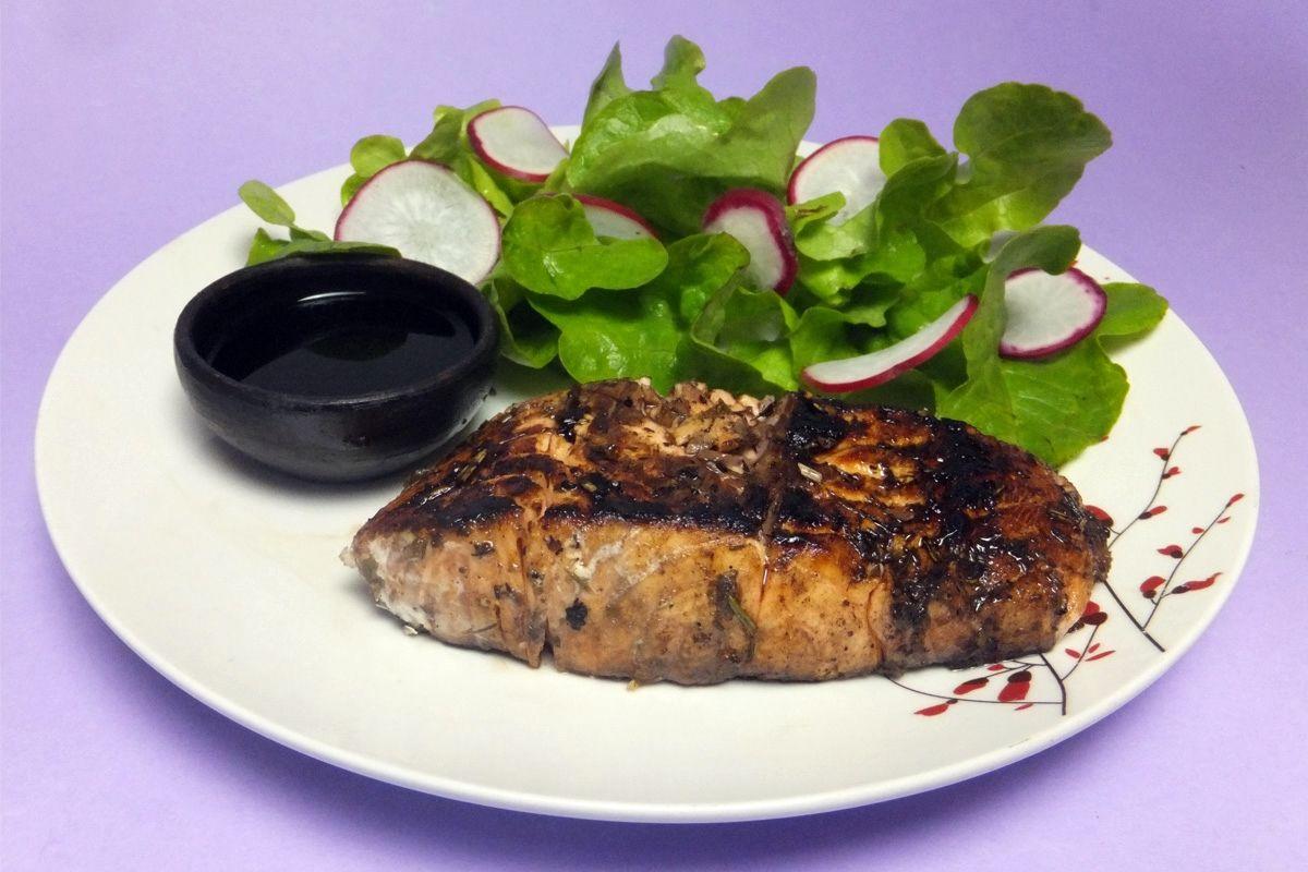 Salmon Como Cocinarlo | Cocinar Salmon A Las Finas Hierbas Cookcina