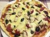 Cómo preparar una pizza dieciochera