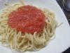 Prepara una salsa cruda para pastas