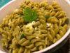 Recetas rápidas: Espirales verdes con crema y finas hierbas