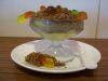 Halloween: prepara una Copa de helado con gusanos ¡Wuakala!