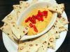 Hummus de pimientos rojos