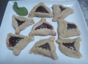 Prepara unos ricos Triángulos de frambuesa