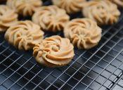 Receta fácil para preparar galletas pasta seca