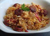 Cómo cocinar arroz riojano