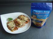 Prepara berenjenas al Queso Parmesano