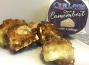 Cómo preparar un delicioso Queso Camembert Frito