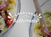 Preparar Ensalada Mediterranea