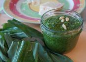 Preparar salsa de espinacas