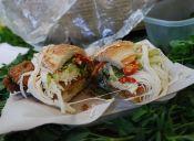 Sandwich mexicano: cemita poblana