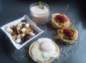Ideas de Brunch: Huevos benedictinos, mini hotcakes y más