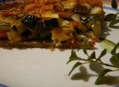 Cómo hacer una Tarta Integral de Verduras