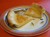 Prepara un Quiche de queso parmesano