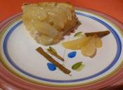Cómo preparar una Tarta de Pera Vegana