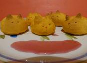 Cómo hacer panecillos de zanahoria