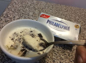 Prepara un exquisito y fácil postre con queso Philadelphia