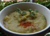 Sopas de Invierno: Crema de papas y puerro