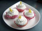 Cómo hacer Cupcakes de Piña Colada
