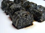Prepara rollitos de papas con algas nori