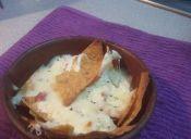 Cómo hacer nachos gratinados