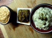 Prepara 3 salsas para untar con pepinillos