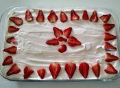 Prepara una torta de galletas Tritón