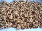 Prepara cereal casero de avena y frutas