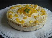 Prepara una torta tropical de mango