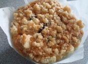 Cómo hacer el topping crujiente de los muffins