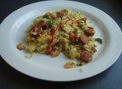 Prepara arroz a la valenciana
