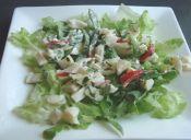 Prepara ensalada de jibia