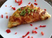 Cómo hacer omelette de atún