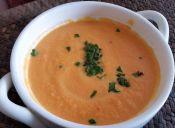 Cocinar crema de zanahorias