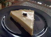 Cómo cocinar un cheesecake de vainilla