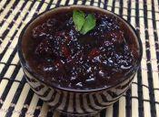 Cómo preparar mermelada de pimentón y uvas pasas