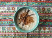 Cómo hacer arroz con leche vegano