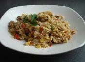 Cómo hacer arroz 3 delicias