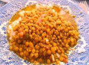 Cocinar Masoor Dal (receta hindú)