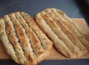 Cómo hacer pan persa (barbarí)