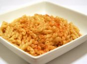 Receta paso a paso simple: macarrones con queso vegano