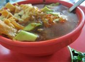 Cómo preparar sopa de Tortilla