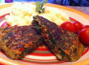 Receta: Tortilla de espinacas y zanahoria